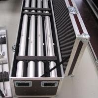 LED-Leuchtwand Transportkoffer